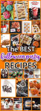 Simple Halloween Treat Recipes 786 Best Images About Halloween Recipes And Crafts U0026 Etc On Pinterest