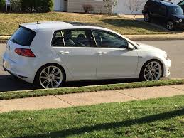 white volkswagen gti official pure white gti golf thread page 10 golfmk7 vw gti