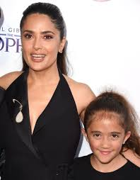 salma hayek and her daughter valentina pictures popsugar latina