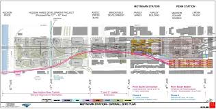map of penn station for nj commuters gateway is no arc second ave sagas second