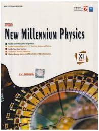 dinesh new millennium physics class 11 set of 2 volumes 1st
