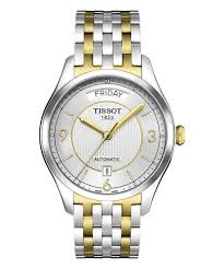 tissot ladies bracelet watches images Tissot t one automatic lady watch watch review jpg