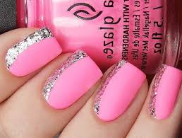 pink nails archives nail designs