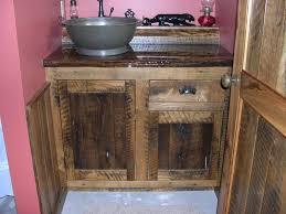 Bathroom Vanity Rustic - rustic bathroom vanity cabinets interior design ideas