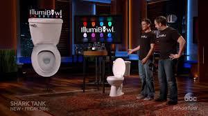 shark tank see two guys pitch toilet bowl night light illumibowl