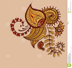 floral paisley design stock vector illustration of lace 34676857