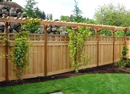 Fence Ideas For Small Backyard Privacy Fence For Small Backyard Designandcode Club