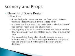 Set Design Floor Plan Scenery And Set Design Lesson 1 Scenery And Props Ppt Download