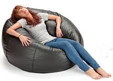 Big Bean Bag Chair Large Bean Bag Chair Ebay