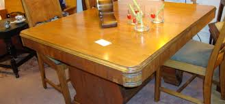 1940s Dining Room Furniture Dining Table U2013 Collectors Two