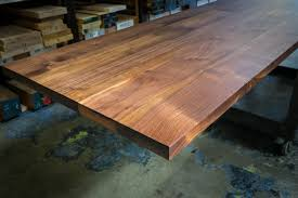 decor american black walnut wood table tops for furniture