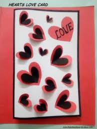 handmade cards hearts card andmade cards ideas to make hearts card
