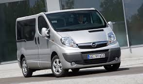 opel vivaro interior opel vivaro reaches half a million production milestone