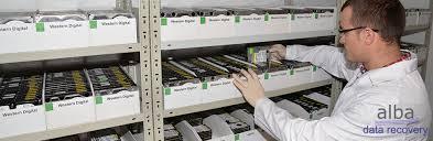 chambre blanche disque dur services professionnels de récupération de données