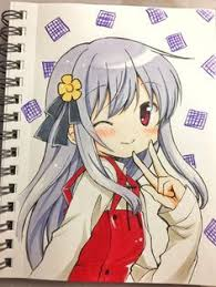 pin by l ryuuzaki on hidamari sketch pinterest tags sketches