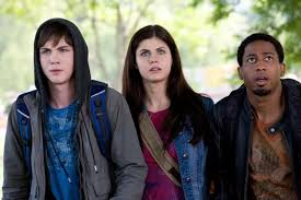 the lighting thief movie percy jackson and the olympians the lightning thief blu ray review