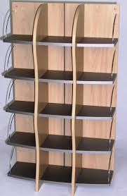 home theater shelving furniture entrancing look of dvd storage shelves place in the