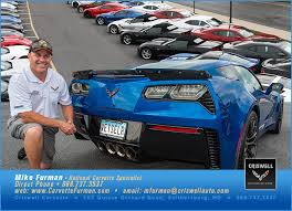 corvette mike mike furman miss your sunday post corvetteforum chevrolet