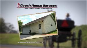 Just Garages Coach House Garage Youtube