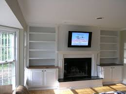 Fireplaces With Bookshelves by Best 25 Fireplace Built Ins Ideas Only On Pinterest Family Room