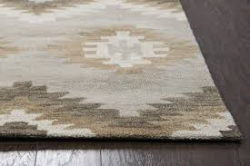 Brown Area Rugs Birch Brandon Tufted Brown Area Rug Reviews Birch