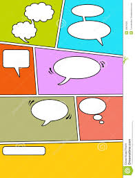 comic page 1 royalty free stock images image 33654009