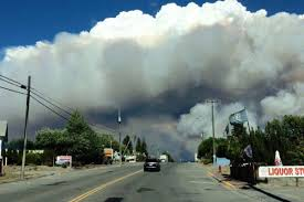 Wildfire Yukon by Yukon Firefighters Help Battle B C Wildfires Cloverdale Reporter