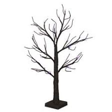 led lighted spooky black tree branches twigs lights