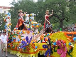 flowers san antonio battle of flowers parade cowboys and indians magazine