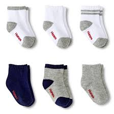 Toddler Wool Socks Toddler Boys U0027 6 Pack Ankle Socks Target