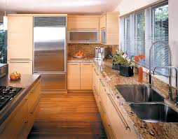 Particle Board Kitchen Cabinets by Image Of Bamboo Kitchen Cabinets Pros And Cons Cheap Bamboo