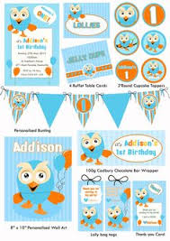 Giggle And Hoot Decorations A Giggle And Hoot First Birthday Celebration Birthday
