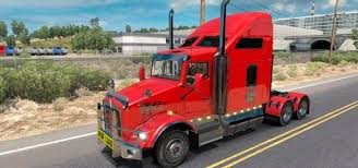 kw trucks kenworth t800 updated again u2013 truck with smoke animation mod