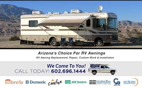 Replacement Awning For Rv Rv Awning Company We Come To You