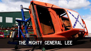 the mighty general lee graveyard carz youtube