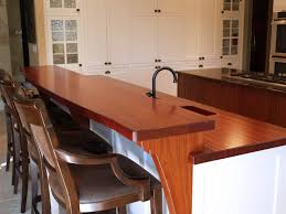 kitchen island corbels jatoba wood countertop photo gallery by devos custom woodworking