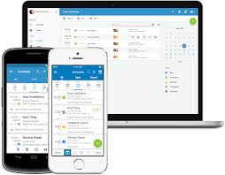 Job Invoices handyman software scheduling crm invoicing