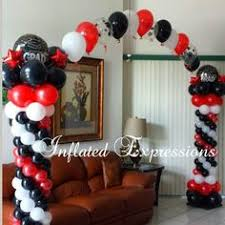 kindergarten graduation balloon decor balloon decorations