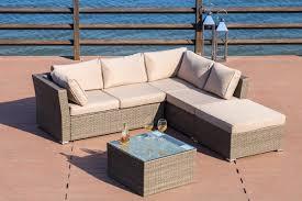 mercury row amesbury solar power light up luxury 4 piece sofa