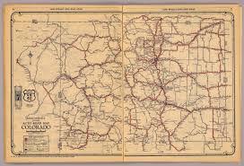 Maps Colorado Colorado David Rumsey Historical Map Collection