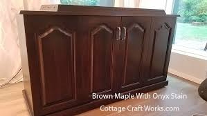 solid wood sewing machine cabinets amish deluxe sewing machine cabinet with a serger lift