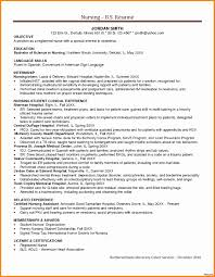 nursing resume objective sle resume objectives for nurses unique excellentples of nursing