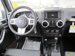 jeep arctic interior 2012 jeep wrangler unlimited sahara arctic edition 4x4 black with
