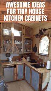 small kitchen cabinet ideas 13 kitchen cabinets ideas for tiny houses small kitchen guides