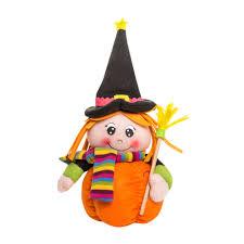 plush halloween pumpkin dolls novelty stuffed toy home decor