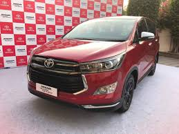 indian toyota cars toyota innova price specs toyota innova touring sport launched