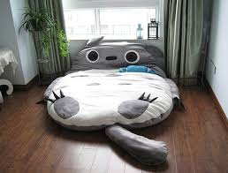 Low To The Ground Beds Hello Wonderful 10 Fun Totoro Items For Kids