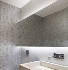 Lit Bathroom Mirror Amazing Backlit Bathroom Mirror At House Decorations Home