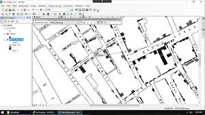 The Ghost Map Recreating John Snow U0027s London Cholera Map In Arcmap Youtube