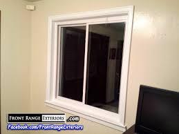 windows in colorado springs window store exteriors front range